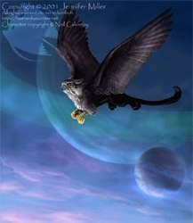 ...народов мира Драконы, крылатые волки и грифоны Дженнифер Миллер.