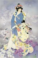 """Живопись  """"ямато-э Японская культура Средневековья развивалась в особых..."""